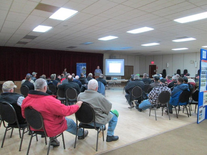 Clubroot Awareness Meeting - November 22, 2012