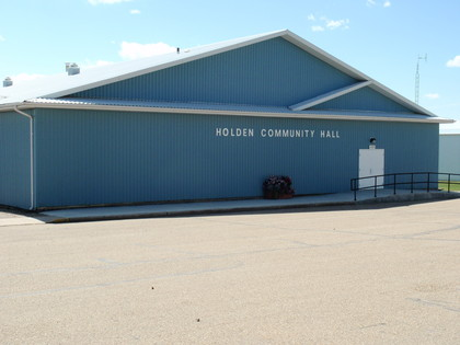 Holden Community Hall