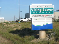 Viking Beaver Business Park, Home to ATCO Gas