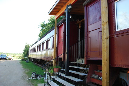 Footloose Caboose, 20324 TWP 502