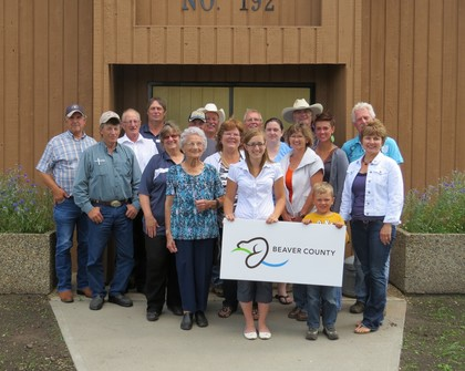 2013 Farm/Acreage Beautification Tour Participants